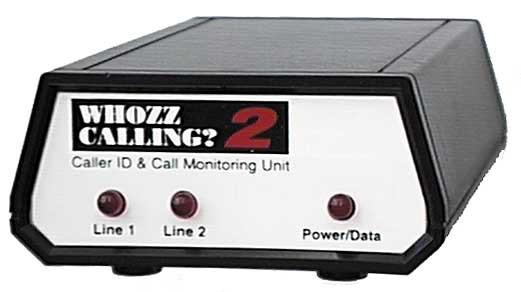 2 Line Pos Caller Id Box Aaj Electronics