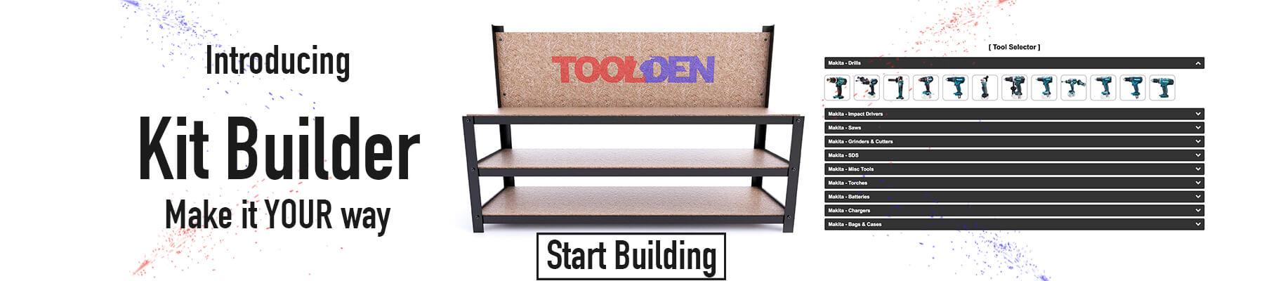 Kit Builder Banner