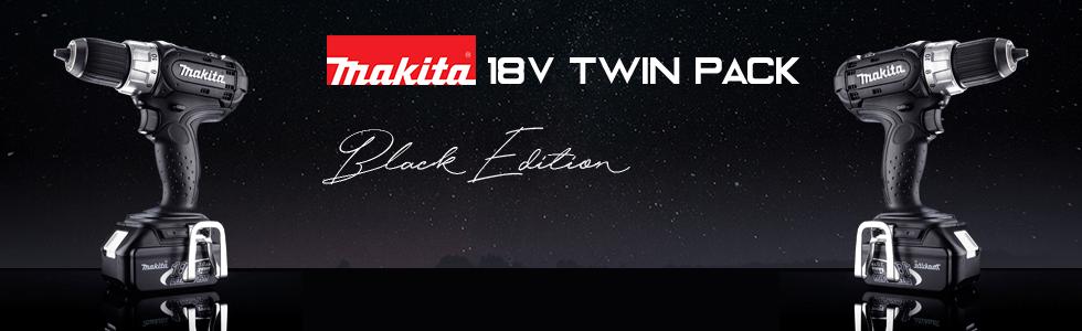 Makita DLX2005 Black Edition