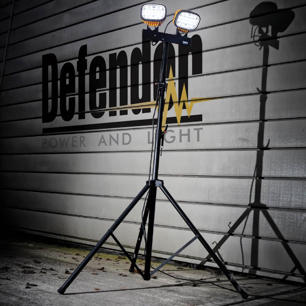 Defender Power & Light at Toolden