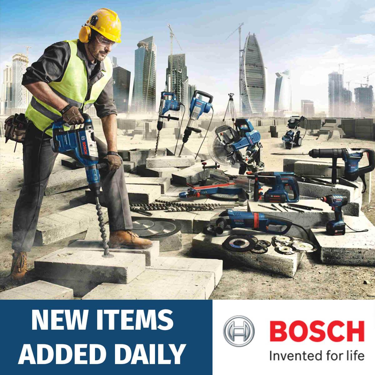 Bosch at Toolden
