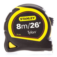 Stanley 130656N Pocket Tape 8m / 26ft