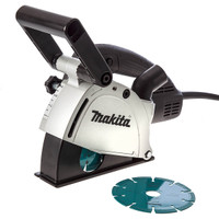 Makita SG1251J 110V 125mm Wall Chaser from Toolden
