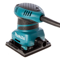 Makita BO4555 110V 200w Palm Sander from Toolden