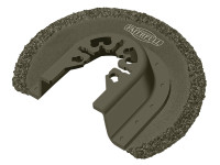 Faithfull Multi-Functional Tool Carbide Grit Radial Saw Blade 65mm