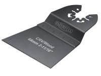 Faithfull Multi-Functional Tool CRV Flush Cut Wood Blade Side Set 68mm