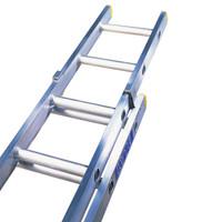 Lyte ELT240 2-Section Extension Ladder from Toolden