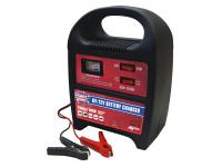 Faithfull Power Plus Battery Charger 9-112ah 8 Amp 240 Volt| Toolden