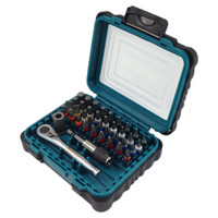 Makita P-79158 39PCE Screwdriver Bit Set from Duotool