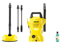 Karcher K2 Compact Home Pressure Washer 110 Bar 240 Volt| Toolden