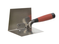 Marshalltown M24D Internal Dry Wall Corner Trowel Durasoft Handle from Toolden.