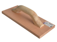 Marshalltown 44 Straight Grain Wood Float 12in x 5in| Toolden