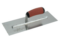 Marshalltown MXS73DSS Stainless Steel Cement Trowel DuraSoft 14in x 4.3/4in from Toolden.
