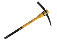 Roughneck Pick Mattock Head 5lb Fibreglass Handle