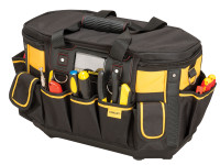 Stanley Tools FatMax Round Top Rigid Tool Bag| Toolden