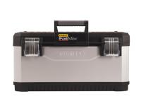 Stanley Tools Metal Plastic Toolbox 51cm (20in)