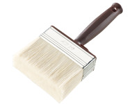 Stanley Tools Shed & Fence Brush 100mm (4in)