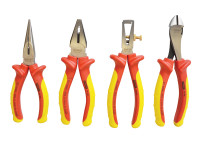 Stanley Tools FatMax VDE Pliers Set 4 Piece| Toolden