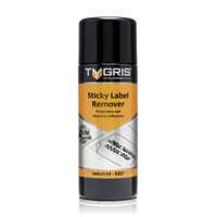 Tygris Sticky Label Remover 400ml from Toolden.