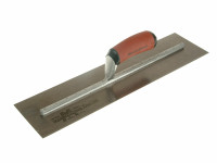 Marshalltown MXS77D Cement Trowel DuraSoft Handle 18in x 4.1/2in from Toolden.