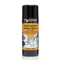 Tygris Weld Spatter Release Spray (Water Based) from Toolden.