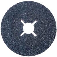 Abracs Fibre Discs 115Mm X 36 Grit Zirc. 25 Pack