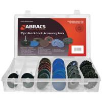 Abracs Quick Lock Accessory Pack