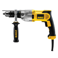 Dewalt D21570K-LX 1300W 127mm 2 Speed Dry Diamond Drill 230v | Toolden