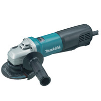 MAKITA - 9564PZ 110V 115MM 1100W ANGLE GRINDER | Toolden