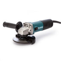 "Makita - 9558NBR 110V 5"" 840W Angle Grinder Anti Restart 