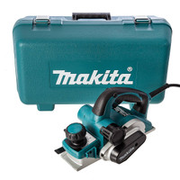 Makita - KP0810K 240V 82MM Planer Complete With Carry Case from Toolden.