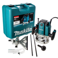 Makita - RP1801XK 240V 1650W Router + Case | Toolden