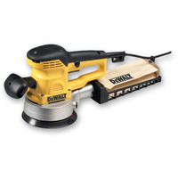DeWalt D26410 150mm Dual Orbital Sander 400 Watt 240V from Toolden