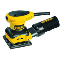 DeWalt D26441 1/4 Sheet Palm Sander 230 Watt 240 Volt from Toolden