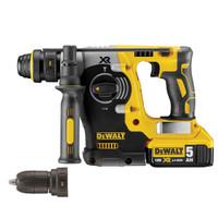 DeWalt DCH274P2 Brushless XR 3 Mode Quick Chuck Hammer 18 Volt 2 x 5.0Ah Li-Ion from toolden