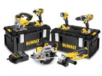 DeWalt DCK692M3 Cordless 3 Speed 6 Piece Kit 18 Volt 3 x 4.0Ah Li-Ion | Toolden