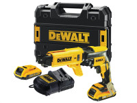 DeWalt DCF620D2K Brushless Collated Drywall Screwdriver | Toolden