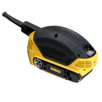DeWalt D26480 64mm Compact Belt Sander 500 Watt 230 Volt from Toolden