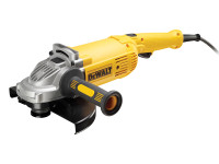 DeWalt DWE492K 230mm Angle Grinder In Kitbox 2200 Watt 240 from Toolden