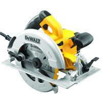 DeWalt DWE575K 190mm Precision Circular Saw & Kitbox 1600 Watt 240 Volt from Toolden