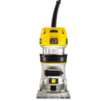 DeWalt D26200 1/4in Compact Fixed Base Router 900 Watt 240V from Toolden