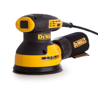 DeWalt DWE6423 125mm Random Orbit Sander 280 Watt 110 Volt From Toolden