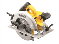 DeWalt DWE575KL 190mm Precision Circular Saw & Kitbox 1600 Watt 110 Volt from Toolden
