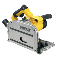 DeWalt DWS520KR Heavy-Duty Plunge Saw 1300 Watt 240 Vol from Toolden