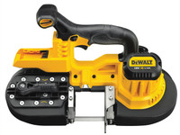 DeWalt DCS371 Cordless Compact Bandsaw 18 Volt Bare Unit from Toolden