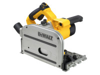 DeWalt DWS520KT Heavy-Duty Plunge Saw with Guide Rail 1300 Watt 240 Volt from Toolden