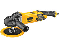 DeWalt DWP849X Variable Speed Polisher 1250 Watt 110 Volt from Toolden