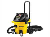 DeWalt DWV902M M-Class Next Generation Dust Extractor 1400 Watt 240 Volt from Toolden
