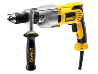 DeWalt DWD524KS 2 Speed Piston Percussion Drill 1100 Watt 240 Volt from Toolden