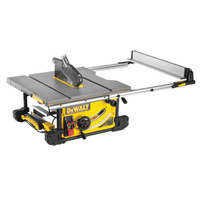 DeWalt DWE7491 Table Saw 250mm 2000 Watt 110 Volt from Toolden